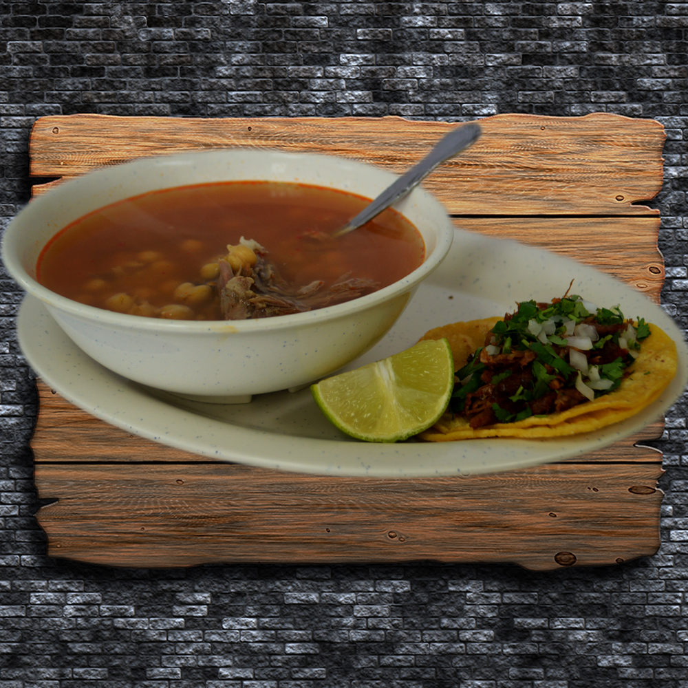 Mexican Lamb Soup